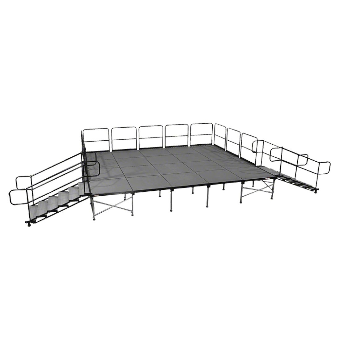 Biljax ST8100 Steel Frame Stages