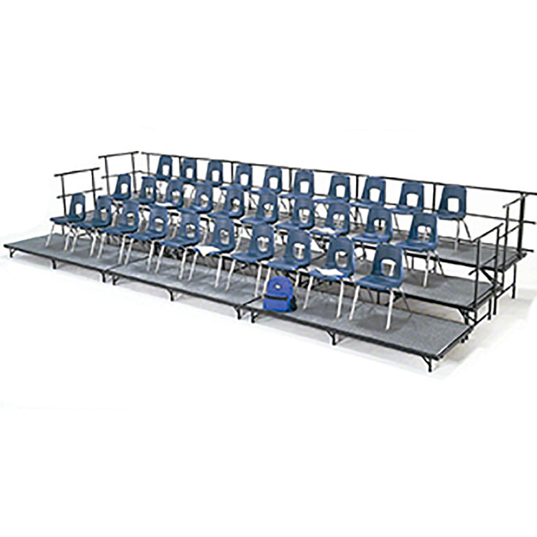 Midwest Folding Tiered Risers