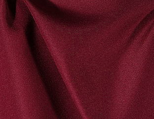 Burgundy Stage Skirt