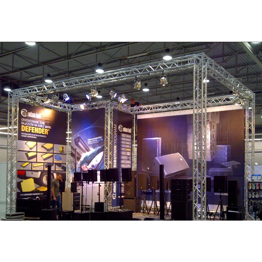 Trade Show Booth Truss Kits
