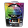 Xstatic Pro Sound-Activated 16.4' 150 RGB LED Light Strip Kit with Wireless Remote