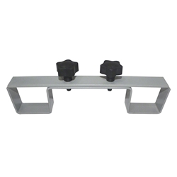 ProX StageQ Leg Clamp for Connecting 2 Stage Legs ProX Direct, ProX Stage Q, portable stage, portable staging, StageQ legs, leg clamp