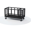 All-Terrain Stage Leg Storage Trolley