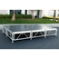 "All-Terrain 12'x8' Outdoor Stage System, 24""-48"" High - ATSTAGE12848"