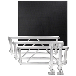 All Terrain 4x4 Extension Kit - 3 Side Panels/2 Leg Assembly/1 Platform