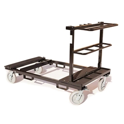 Biljax AS2100 Stage Storage Cart (for 4 or 8 Decks)