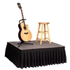 StageDrop 4'x4' Folding Portable Stage Package
