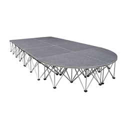 "IntelliStage 12x6x8"" Catwalk Stage"