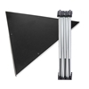 IntelliStage Lightweight 4' Equilateral Triangle Portable Stage Unit