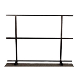 "Midwest Folding GRU48 48"" Guard Rail for Mobile Stages portable staging, midwest folding, quick ship, mobile, mobile stage, guard rail, 48x30, 4 foot guard rail"