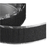 "Ameristage Stick-on Velcro Tape Roll for Attaching Skirts to Stage (1.5"" x 25 yds)"