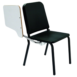 National Public Seating 8200 Series Tablet-Arm for Melody Stack Chair