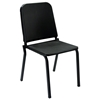 National Public Seating 8210 Melody Music Chair, Black