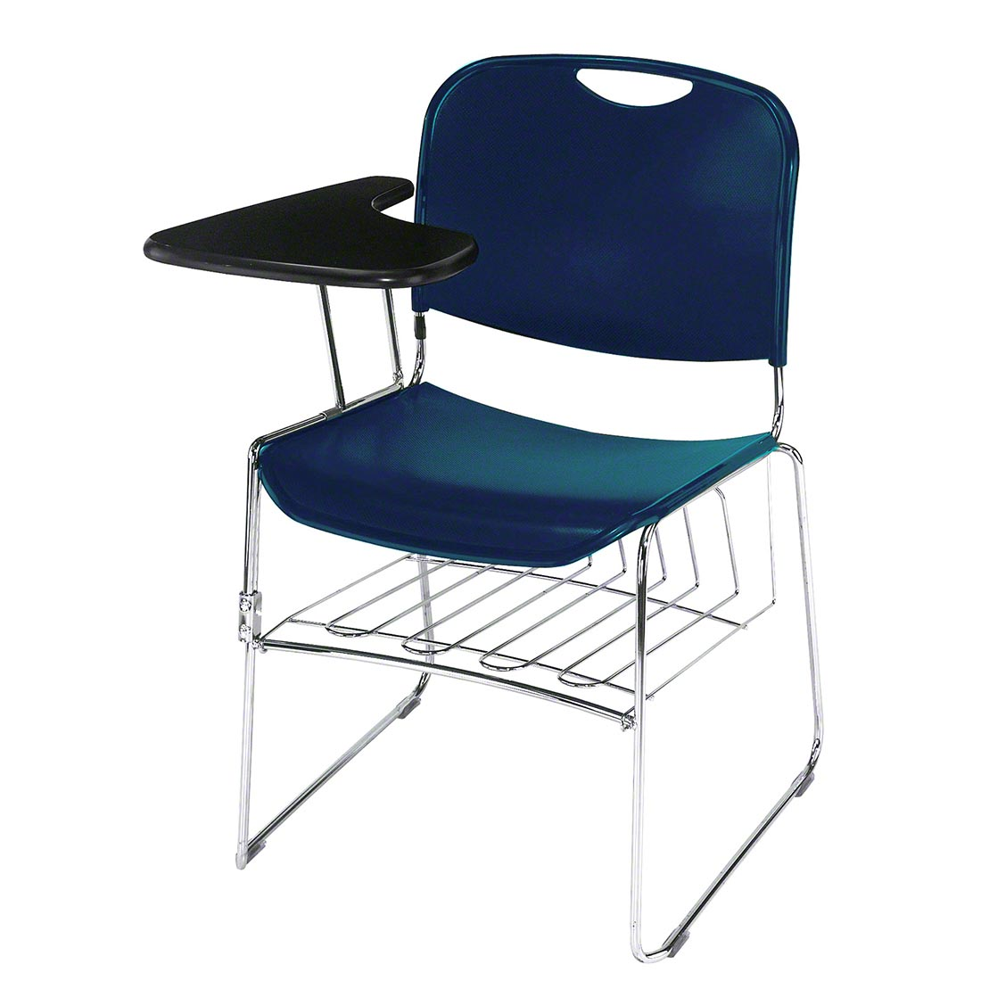 Merveilleux ... National Public Seating 8500 Series Ultra Compact Stack Chairs (4 Pack)  ...