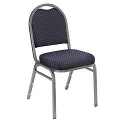 National Public Seating 9200 Series Dome Stack Chairs  restaurant chairs, stacking chairs
