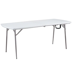 "National Public Seating 30"" x 72"" Fold in Half Table bmfih, fold in half table, 30x72, 72x30"