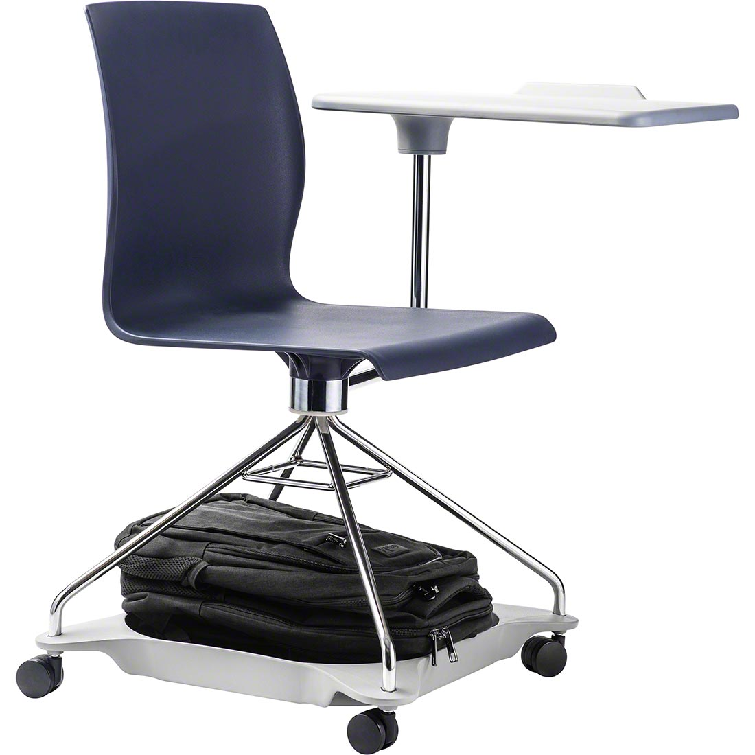Tablet Arm Chair >> National Public Seating Chair On The Go Mobile Tablet Arm Chairs