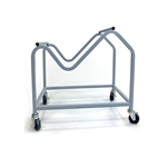 National Public Seating 8700 Series Cafetorium Stack Chair Dolly cafeteria stack chair trolley