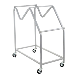 National Public Seating 8700B/8800B Series Cafetorium Barstool Stack Dolly cafeteria stack chair trolley, barstool dolly, barstool trolley, cafe stool trolley, cafe stool dolley