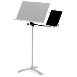 National Public Seating Flex Arm Universal Tablet Holder ipad holder for music stand, tablet holder for music stand, 82ms