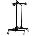 National Public Seating Portable Stage Dolly stage trolley, cart, storage, handtruck, road cart, rolling cart, transport, transportation, panel truck
