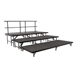 NPS SST48C Seated Riser Stage Set