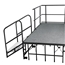 "National Public Seating STP24 2-Step Stairs for 24"" High Stage - NPS-STP24"