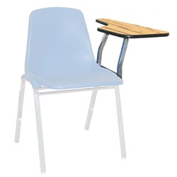 National Public Seating 8100 Series Tablet-Arms for Stack Chairs 8100 series, tablet arm, TA81
