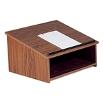 Oklahoma Sound 22 Tabletop Lectern 22MO, 22MY, table top lectern