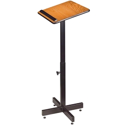 Oklahoma Sound Portable Presentation Lectern