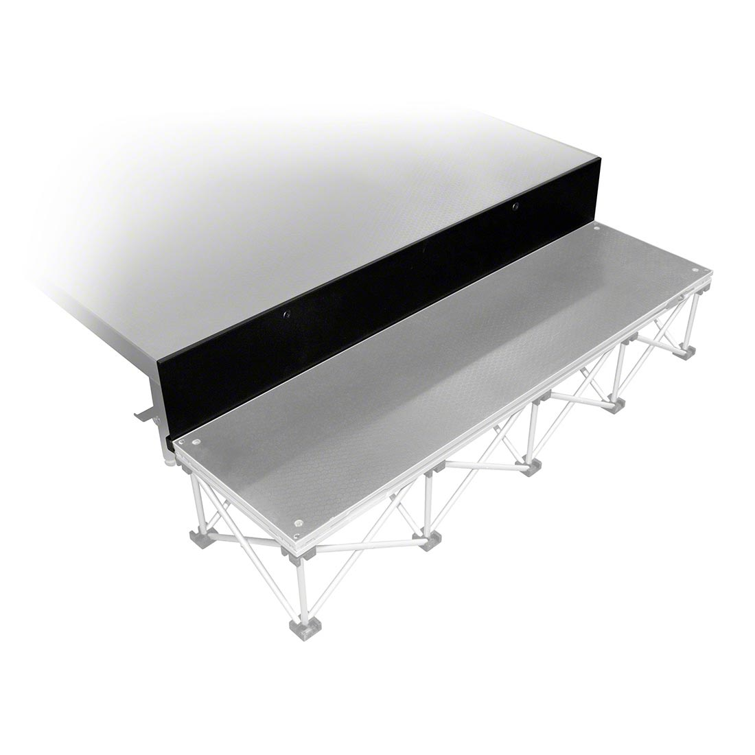 Portable Stage Steps With Handrails : Staging descending chair stop scs stagedrop