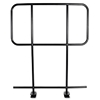 Staging 101 4' Guard Rails (2-pack)