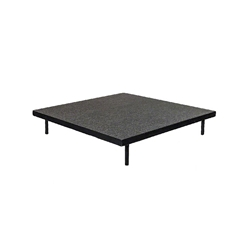 "Staging 101 4x4 Stage Panel, 8"" High 4x4 staging platform, stage deck"