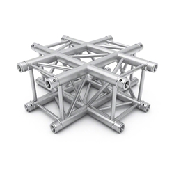Pro-Flex Square Truss X Cross Corner