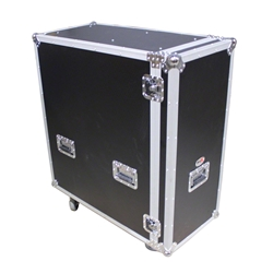 "ProX Rolling Flight Case for 36"" Truss Base Plates global truss, euro truss, eurotruss, dura truss, duratruss,"