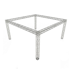 ProX EXPO 20x20 Trade Show Booth F34 Square Truss Package 20x20, 20 x 20 portable stage trussing, exhibitor booth, ts20x20, tt20x20