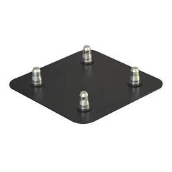 Pro-Flex Ground Plate for Square Truss PF2QGP80, groundplate, base plate, truss plate