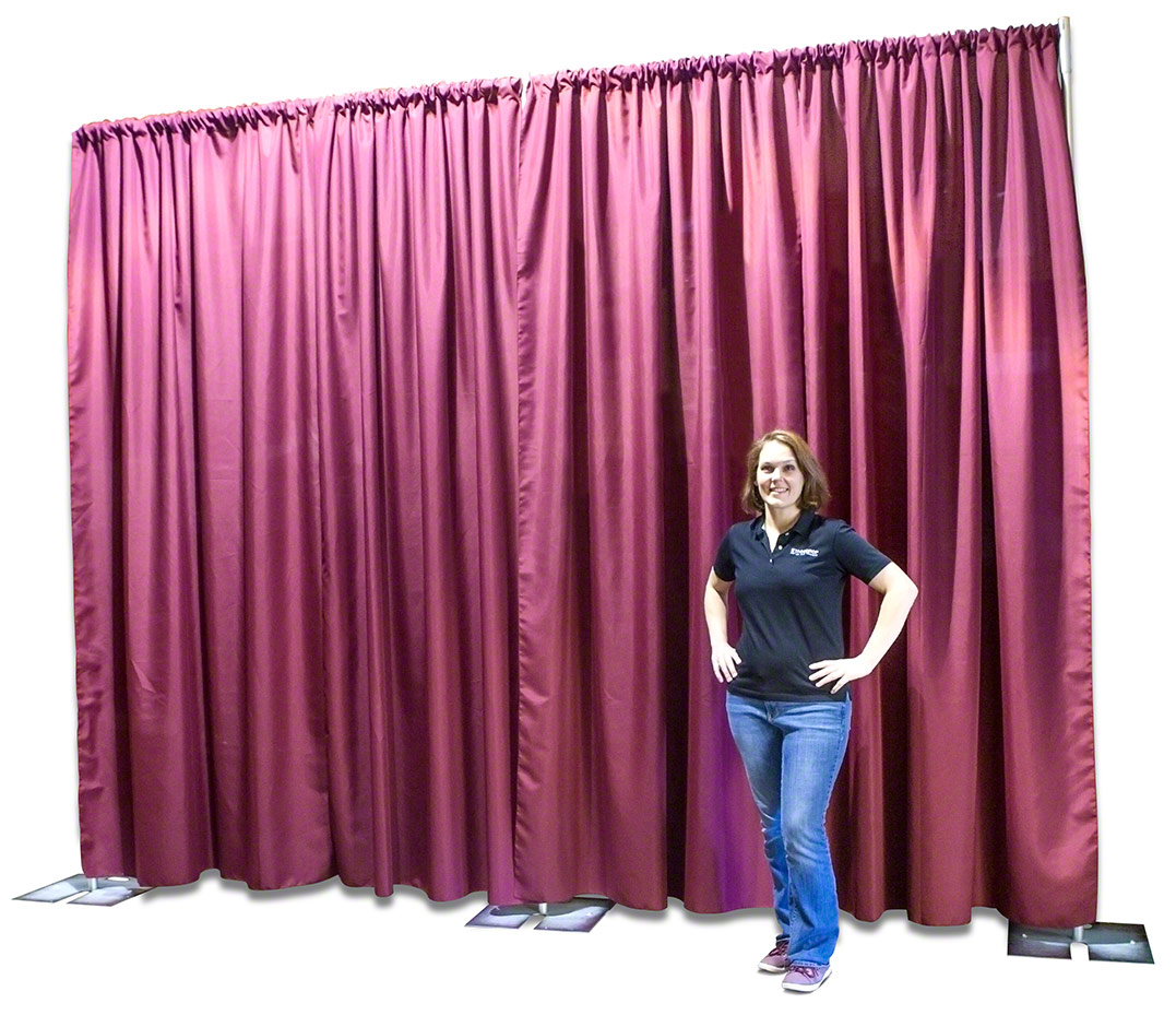 Pipe & Drape Back Drops