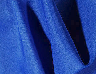 Royal Blue Stage Skirt