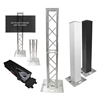 F34 Square Truss Totems & Towers