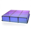 "ProX Lumo Stage 6'x6' Acrylic Dance Stage w/Optional LED Lights, 16"" High"
