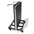 ProX Rolling Storage Cart for 4'W Stage Decks