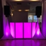ProX GloPro™ 4 Panel LED DJ Facade Package with Flight Case - PRX-XF-GLOPRO 4XFC