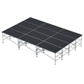 "ProX StageQ 16'x24' Z-Frame Portable Stage Package, 36""-60"" High"