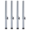 "QuickLock Staging Telescoping Stage Legs, 24""-32"" High (4-Pack)"
