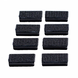 QuickLock Staging Skirt Clips (8-pack) velcro, hook and loop, skirting clips, proflex parts, quicklock parts