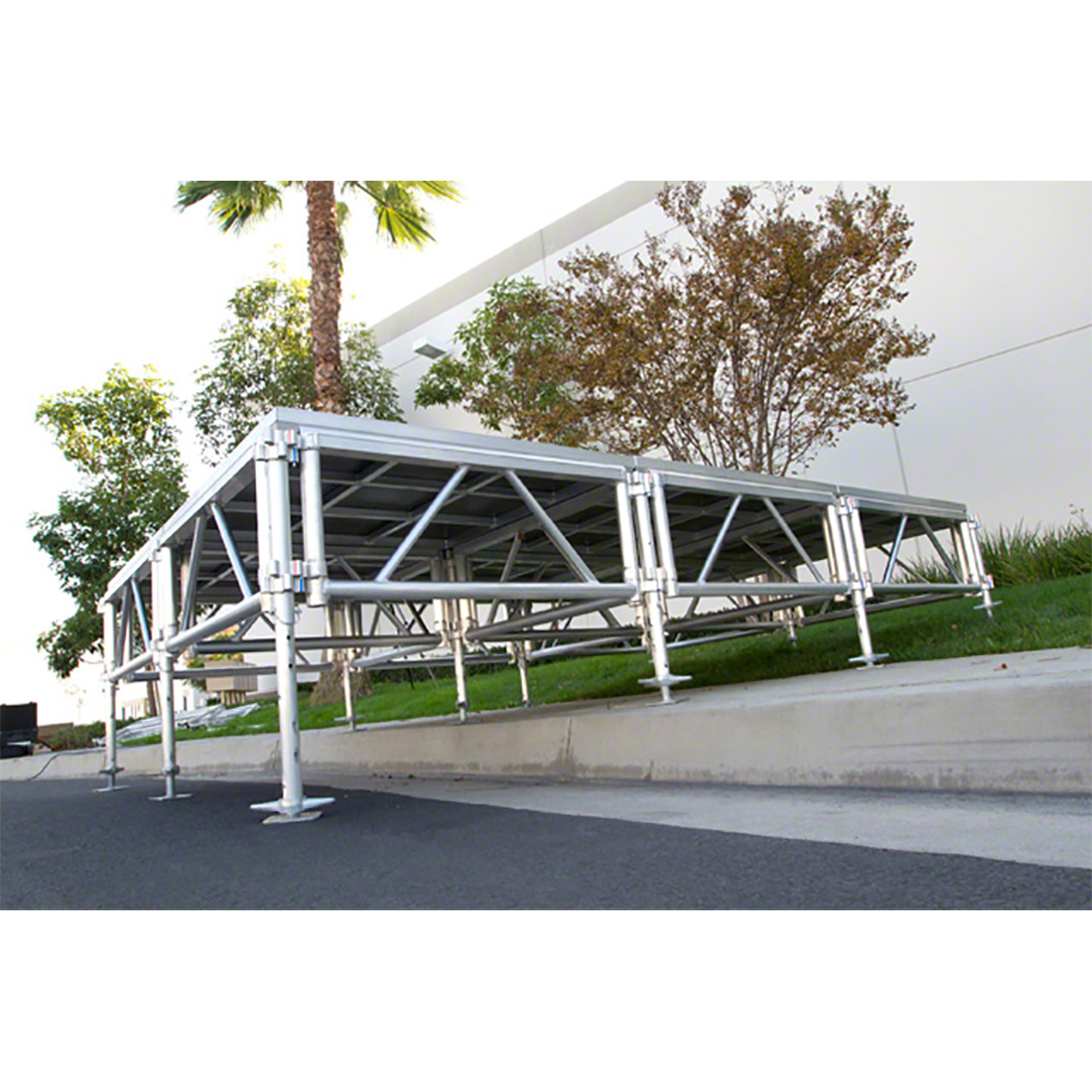 All Terrain 12 X8 Outdoor Stage System 24 48