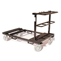 Biljax AS2100 Stage Storage Cart (for 4' or 8' Decks)