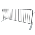 Biljax 8' Crowd Control Barrier with Flat Feet