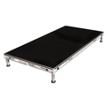 Biljax AS2100 4'x8' Portable Stage Kit (1 - 4'x8' Deck)